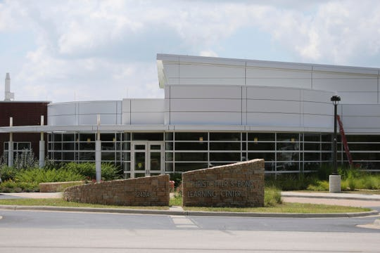 The Christopher S. Bond Learning Center at the William H. Darr Agricultural Center.