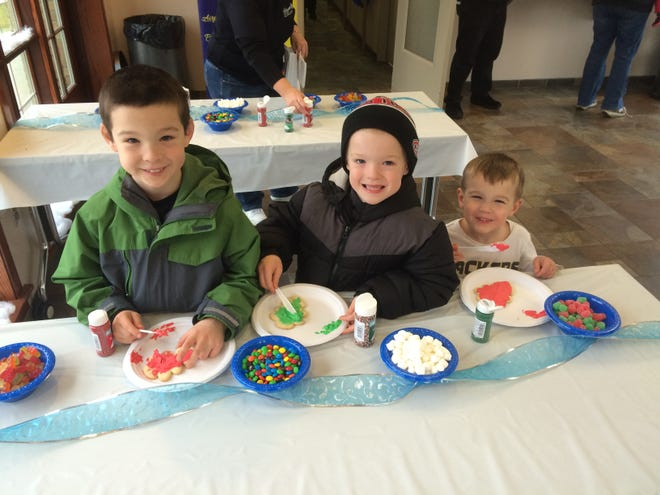 Winter Wonderland is open from 1 p.m. to 4 p.m. Dec. 14 at the Lake George Municipal Complex. This year's event sponsor is Capital One and is free and open to the public.