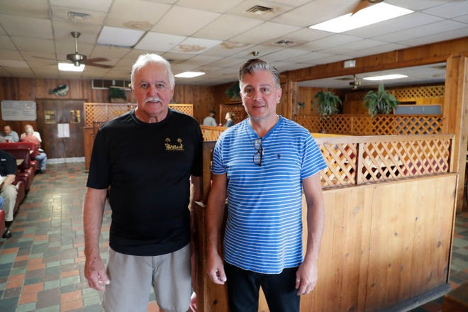 Jimmy Mitchell and his son Nick Mitchell will be closing their third-generation family establishment, Nick's, on South Monroe Street at the end of the year.
