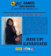"Rosalinda ""Rosey"" Ramos Abuabara"