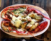 Lobster at Norcina in New City.
