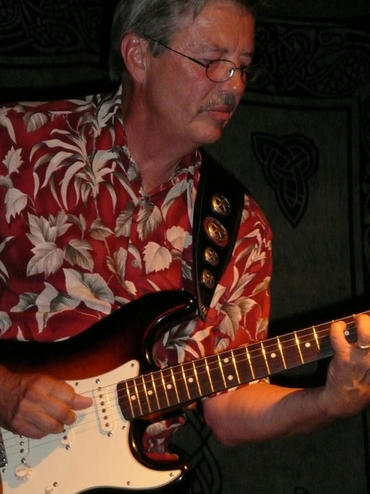 Legendary area guitarist and frontman Roy Rogers of the Famous Denos will perform at Mike O'Neill and Friends Christmas concert will begin at 9 p.m. Saturday, Dec. 21at the Iron Horse Pub.