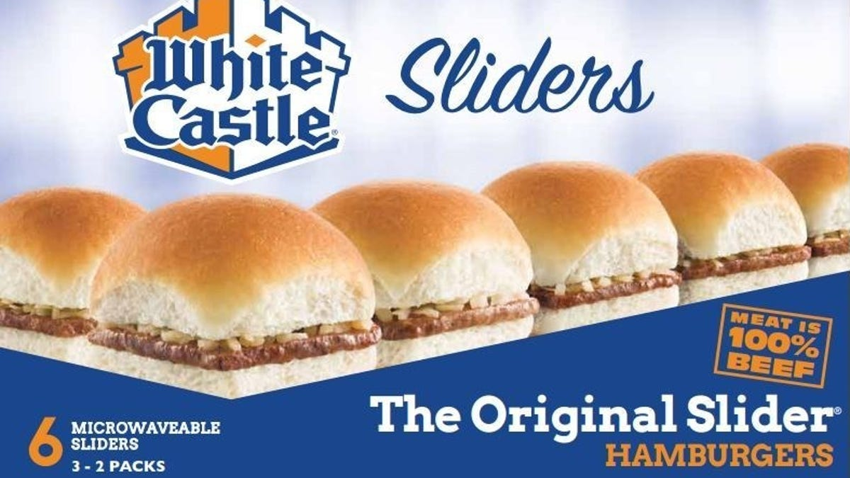 White Castle Sliders Recall 2019 Select Frozen Sandwiches Recalled