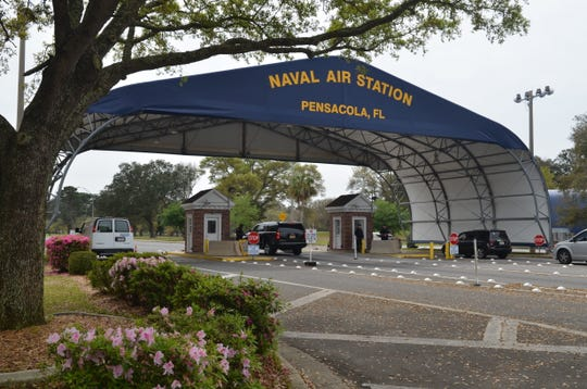 "Naval Air Station Pensacola was targeted by an ""act of terrorism,"" the attorney general says."