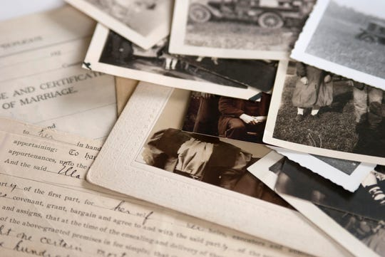 When traveling to your ancestors' homelands, genealogists recommend making copies of any original documents you may have already found and leaving the originals at home.