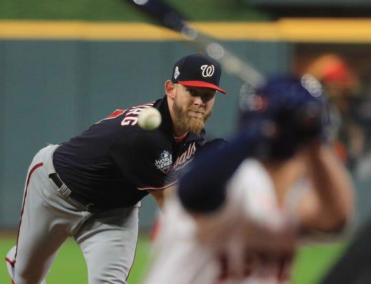 Opinion: Stephen Strasburg, Washington Nationals deal shows 2012 shutdown was right move