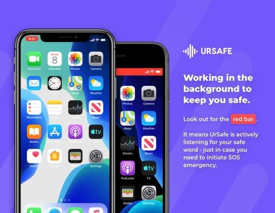 UrSafe app automatically calls 911, livestreams emergencies to your family