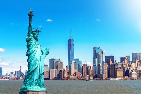 Top staycation destination No. 2: New York City