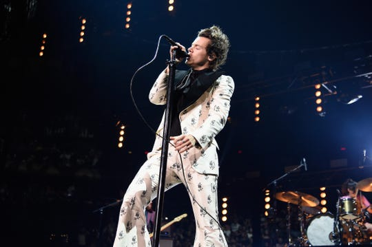 Album review: Harry Styles brings the funk on nostalgia-infused 'Fine Line'