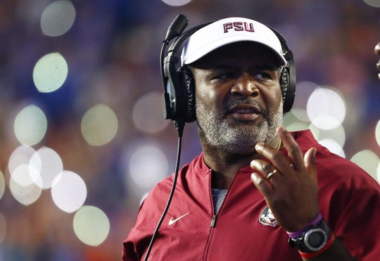 Florida State's Mike Norvell confirms Odell Haggins will remain on full-time staff