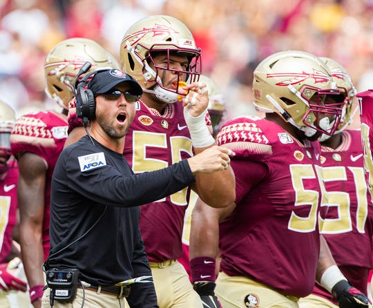 Kendal Briles will be the offensive coordinator for Florida State in the Tony The Tiger Sun Bowl on Tuesday before moving on to the University of Arkansas.