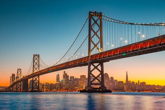 10. Golden Gate Bridge, San Francisco