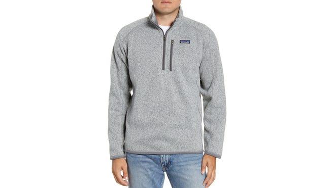 Los mejores regalos para los adolescentes varones: Patagonia Better Sweater