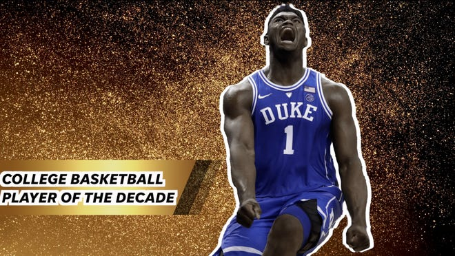 Ranking Top College Basketball Players Over 10 Years The