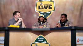 Packers' Aaron Jones: 'A win's a win ... and they're hard to come by in this NFL'