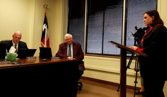 Taylor County commissioners taking bids on asbestos abatement, demolition for old Jail