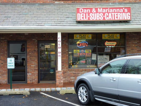 Dan and Marianna's Deli on Bound Brook Road in Middlesex is closing at the end of December.