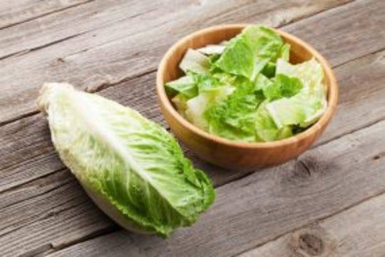 Romaine lettuce has been linked to E. coli.