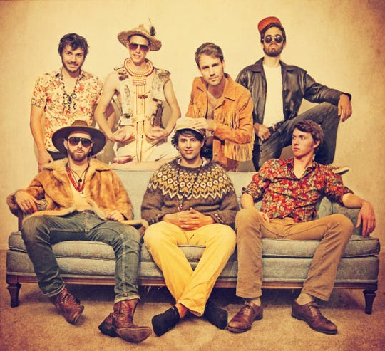Joe Hertler & the Rainbow Seekers will perform at Saturday's Grizmas concert.