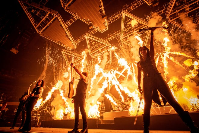 Trans-Siberian Orchestra has become a holiday tradition for some.