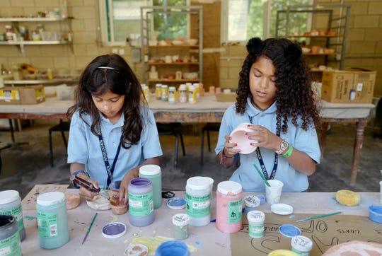 Students are Interlochen Arts Camp