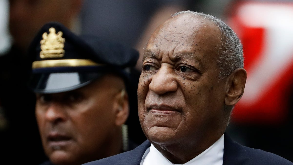 No sex offender treatment, no parole for Bill Cosby, 83 1