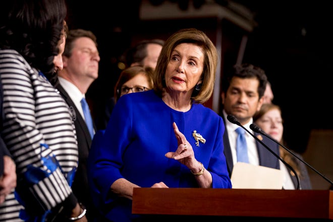 House lawmakers just passed Speaker Nancy Pelosi's Lower Drug Costs Now Act.