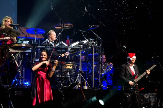 Mannheim Steamroller plays in Cincinnati Dec. 26.
