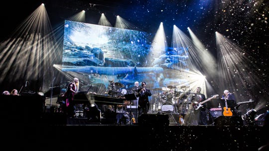 Mannheim Steamroller will bring its Christmas concert to Elmira's Clemens Center Monday evening.