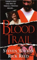 """""""Blood Trail,"""" a true crime book about convicted murderer Joe Brown, was retired Evansville Police Department officer Rick Reed's first published book."""