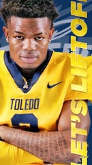 Fort Myers High School receiver John Coleus will sign to play at the University of Toledo on Wednesday.