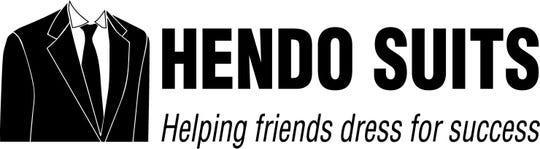 Hendo Suits logo
