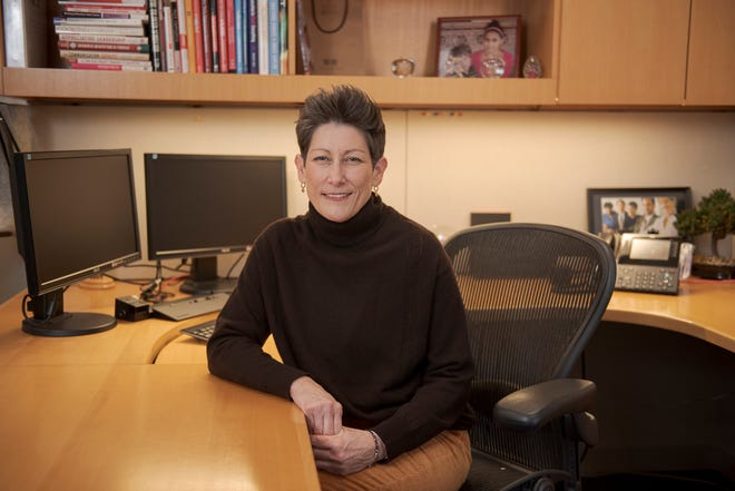 Iowa City school board President Janet Godwin is one of the Iowa City Press Citizen's 10 People to Watch in 2020.