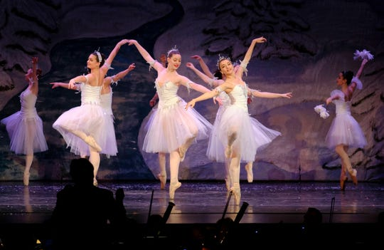 "The Ithaca Ballet continues its annual holiday tradition when it once again brings ""The Nutcracker"" to the State Theatre."