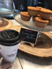 A year of business has taught Maurice's Village Deaux and Coffee Dash owners the secret to small town business is giving back to the community. Village Deaux and Coffee Dash makes keto pastries and coffee.
