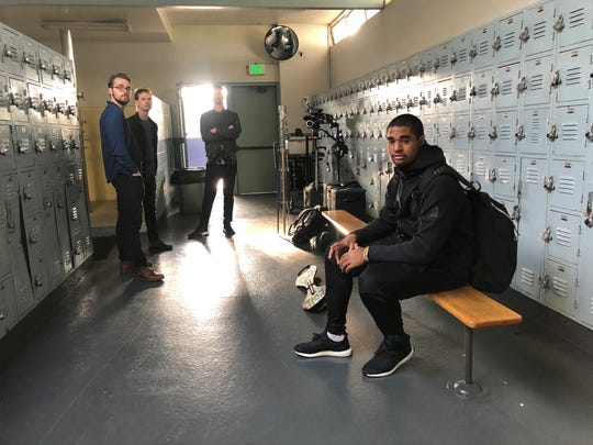 DJ Uiagalelei, the No. 1 pro-style quarterback in the Class of 2020, partnered with Mane Co to film his commitment video