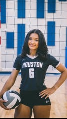 Kennedy Shaw is a junior at Houston High