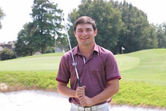 Ethan Ray is a senior at Collierville High