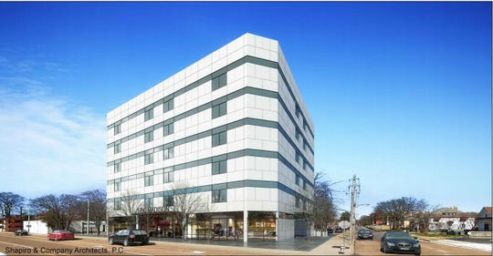 A medical office building at 1750 Madison Ave. in Midtown Memphis will be redeveloped as an apartment building.