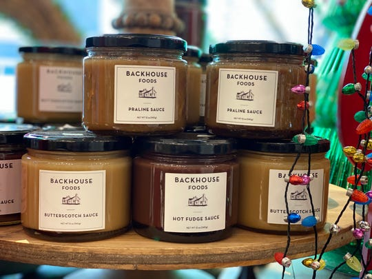 Backhouse Foods dessert sauces are made in Memphis.