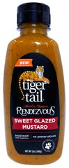 """Rendezvous """"Tiger Tail"""" Sweet Glazed Mustard."""