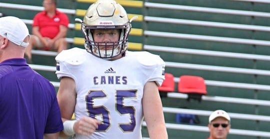 Jonah Gambill, Cartersville High School (Ga.) - three-star offensive lineman