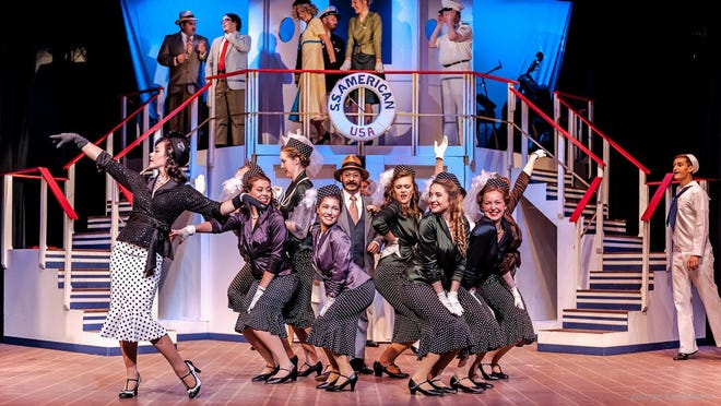 "Sunset Playhouse goes to sea with ""Anything Goes"" in 2016. The troupe will hold auditions for ""Cabaret"" in February."