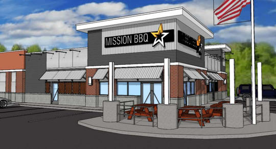 Chain restaurant Mission BBQ has its eyes set on opening a restaurant at  2927 S. 108th St. in West Allis.
