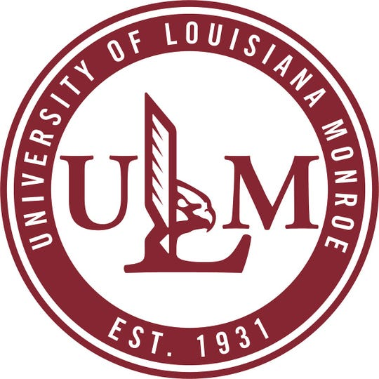 University of Louisiana Monroe academic logo
