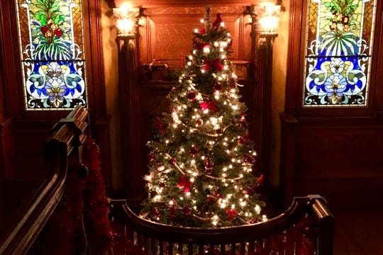 Five historic homes in the downtown Muncie area will be open for Victorian Christmas Holiday Home Tours on Dec. 14 and 15, 2019.