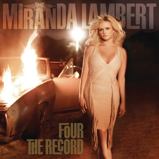 """Miranda Lambert, """"Four the Record"""""""