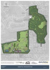 Officials are seeking suggestions from the public to name the city's newest park at the Batey Farm property.