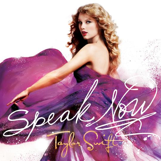 """Taylor Swift, """"Speak Now"""""""