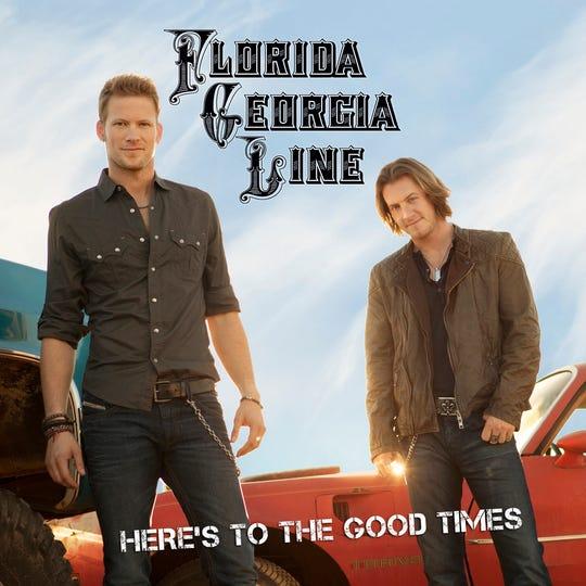 "Florida Georgia Line, ""Here's to the Good Times"""